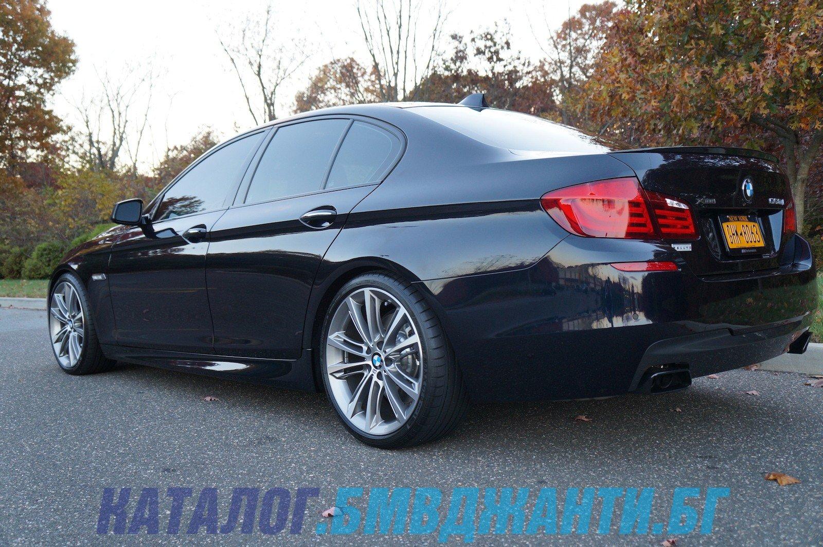 Оригинални Джанти BMW M PERFORMANCE V spoke Style 464
